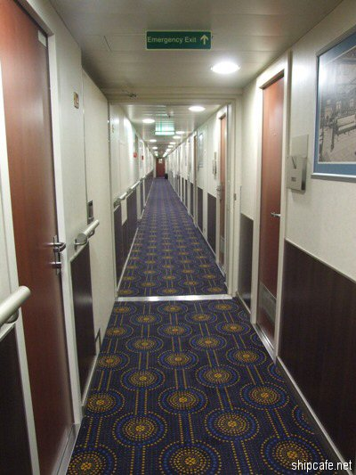 Eurodam Photologue Accommodations Steve J Garrod