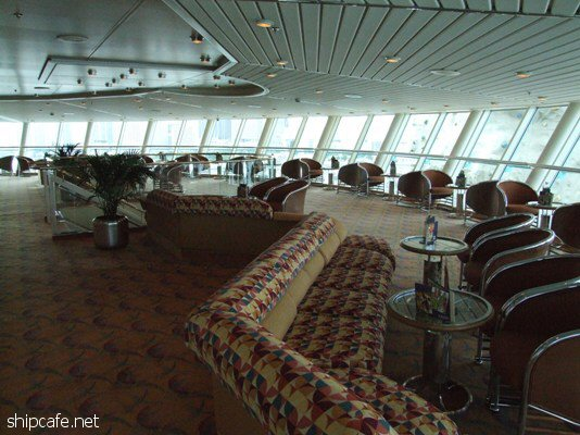 Majesty Of The Seas Photologue Viking Crown Lounge